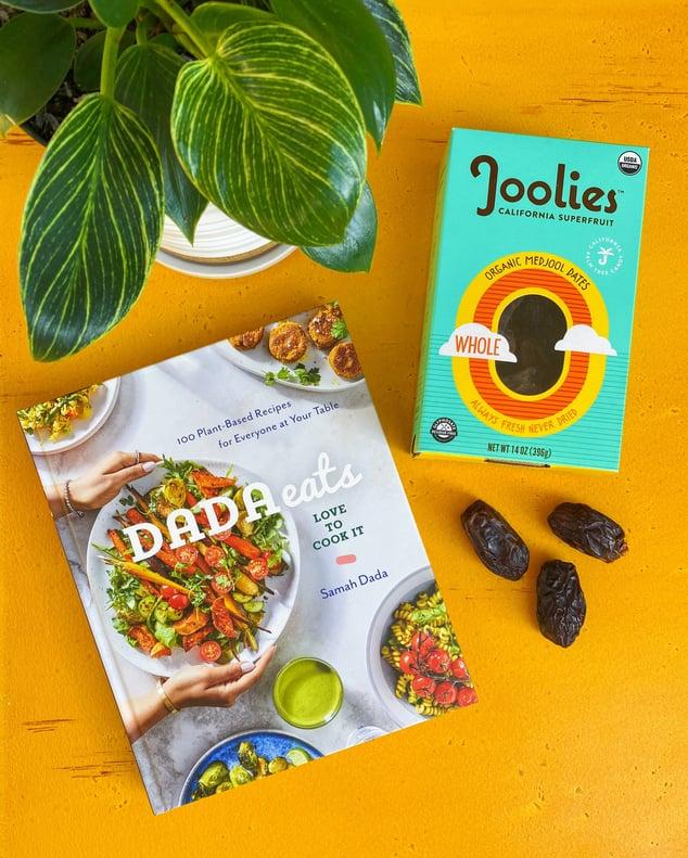 joolies dates and dadaeats cookbook