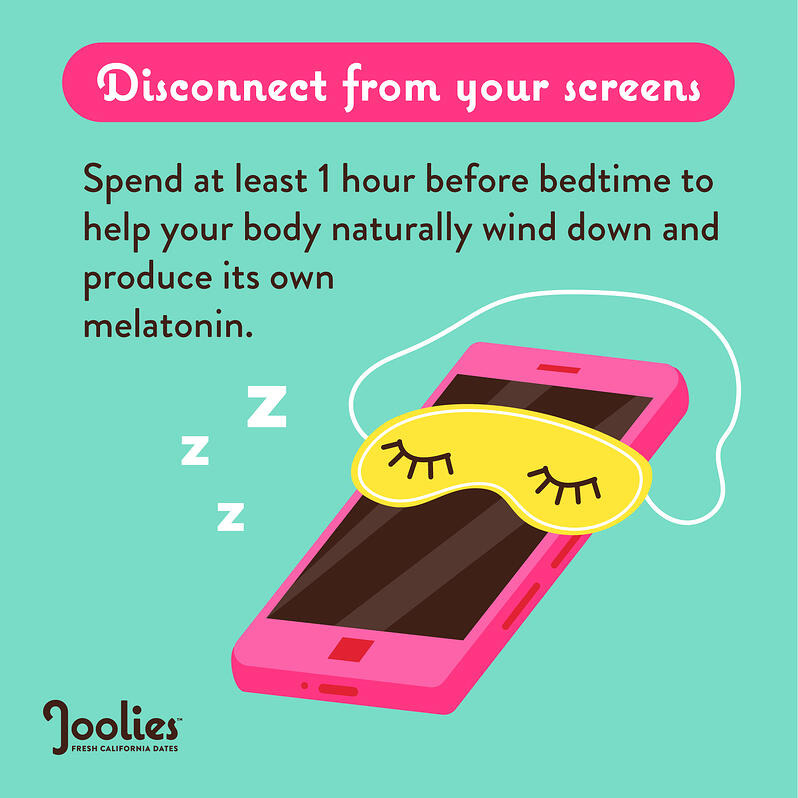 joolies dates disconnect from screens