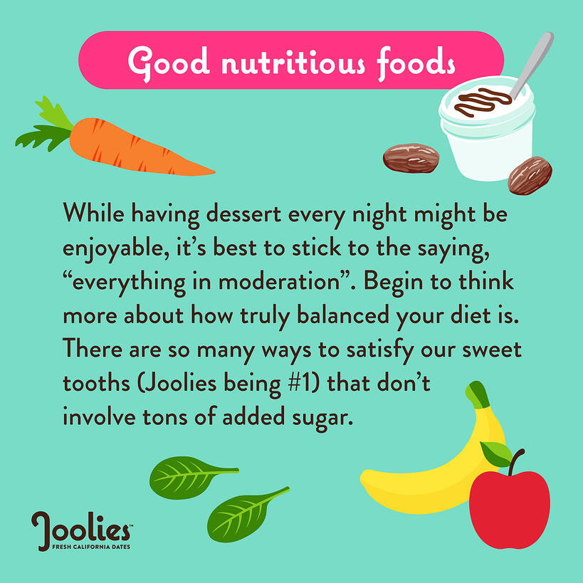 Joolies Dates nutrition