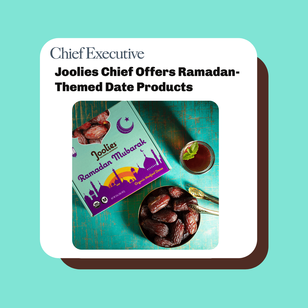 Chief Offers Ramadan-Themed