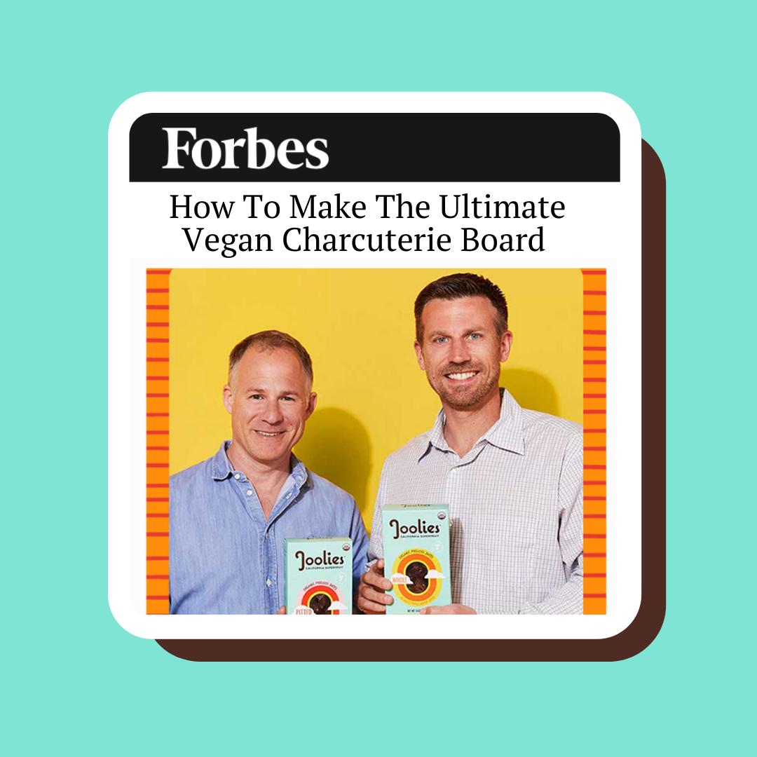 Ultimate Vegan Charcuterie Board