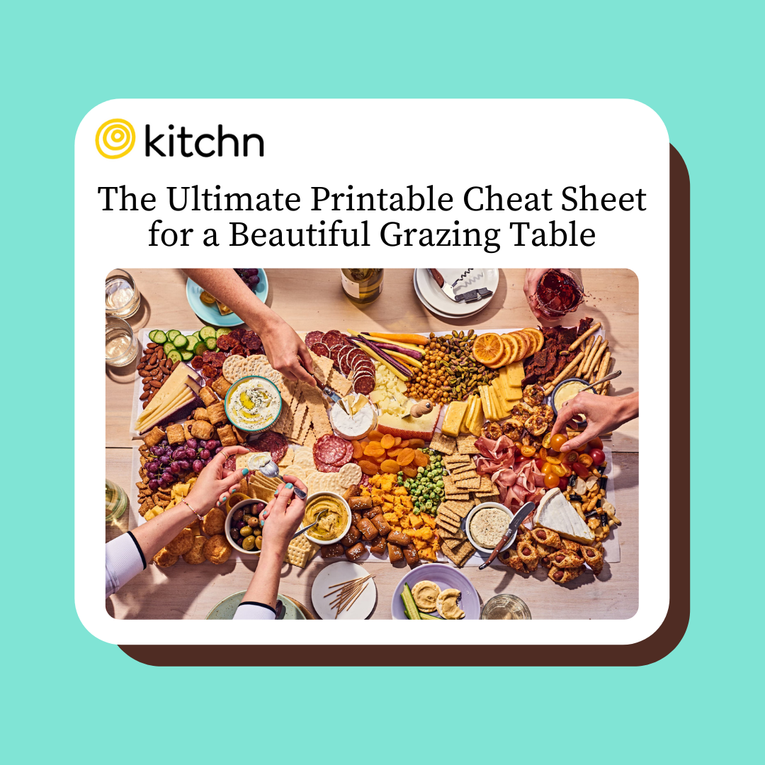 Beautiful Grazing Table
