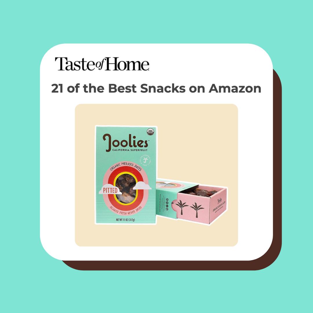 Best Snacks on Amazon